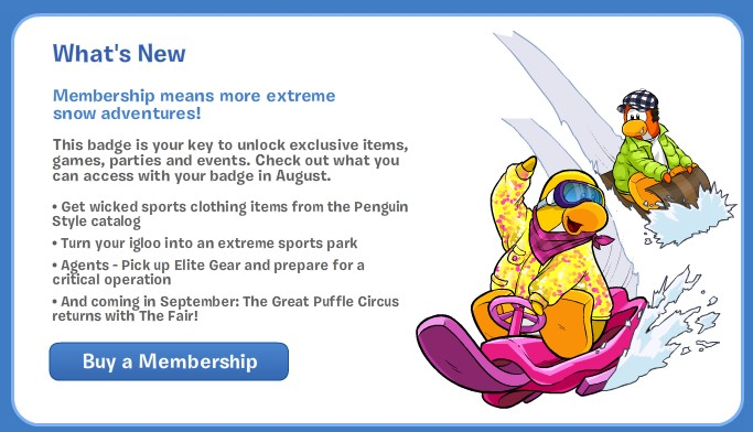Club Penguin Clothing | Fosters1537 and Yellow Crown's Club